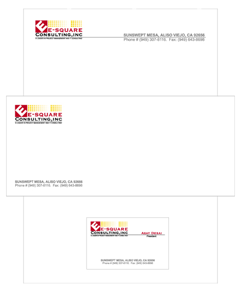 Corporate Visiting Card Design in India