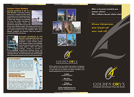 Flyer Printing Services in India