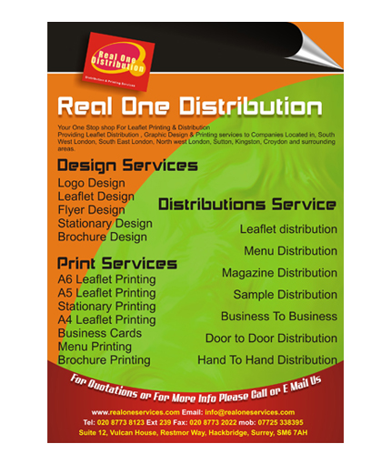 Flyer Designing Services india