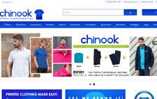 Chinook Website Design